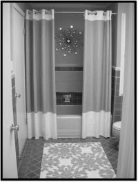 17 Best ideas about Two Shower Curtains on Pinterest ...