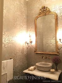 Best 25+ Metallic paint ideas only on Pinterest | Silver ...