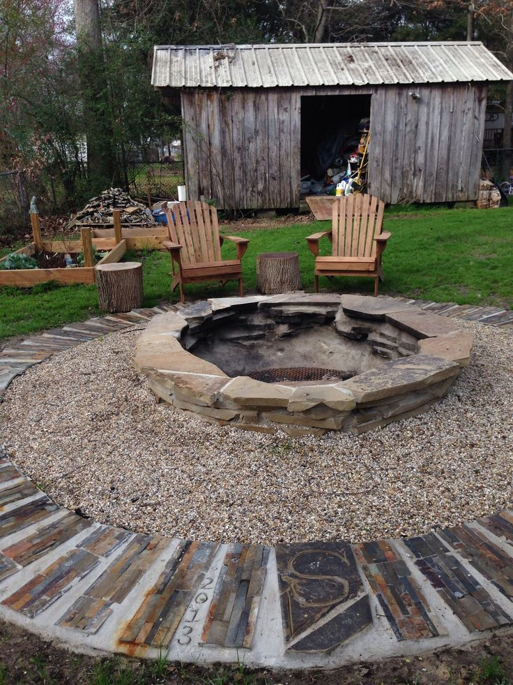 1000 ideas about Homemade Fire Pits on Pinterest  Fire