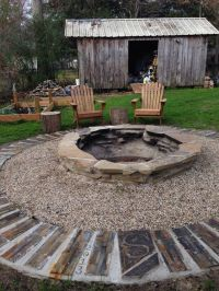1000+ ideas about Homemade Fire Pits on Pinterest | Fire ...