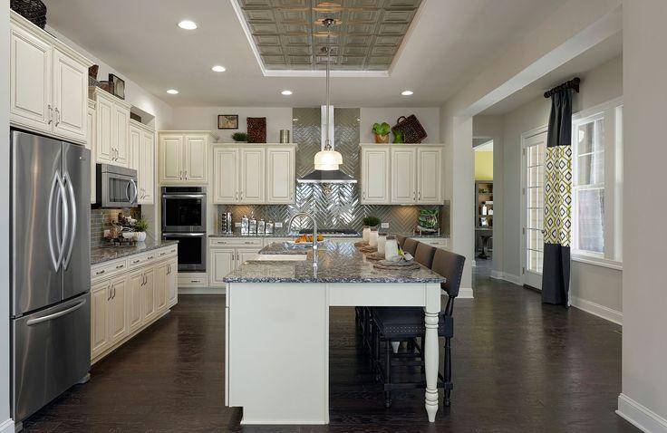 The Monticello Kitchen Drees Homes Washington DC