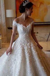 17 Best ideas about Crystal Wedding Dresses on Pinterest ...