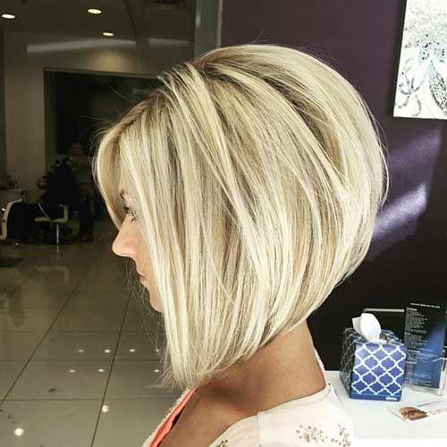 Frisuren Frauen Bob Blond – Trendige Frisuren 2017 Foto Blog