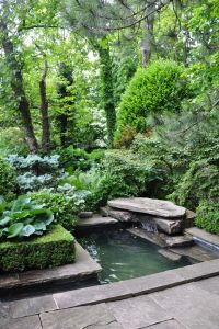 25+ best ideas about Small Garden Ponds on Pinterest ...