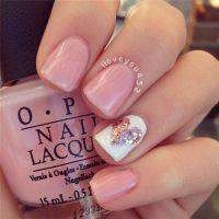 25+ Best Ideas about Valentine Nails on Pinterest ...