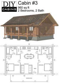 Best 25+ Small cabin plans ideas on Pinterest