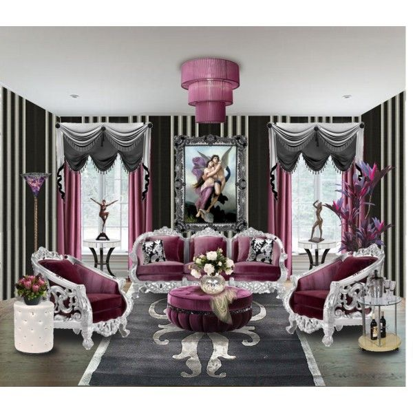 1000+ images about Purple Room Ideas on Pinterest
