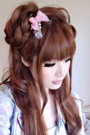 ideas japanese hairstyles