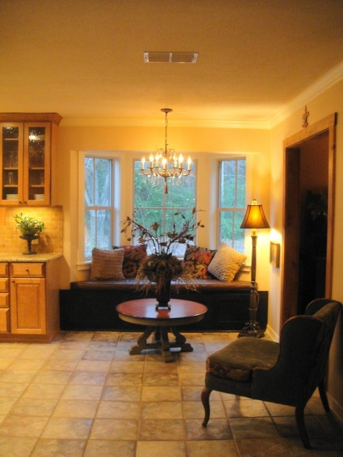 Corner Kitchen Cabinet Dimensions 17 Best Images About Kitchen/bay Window Area On Pinterest