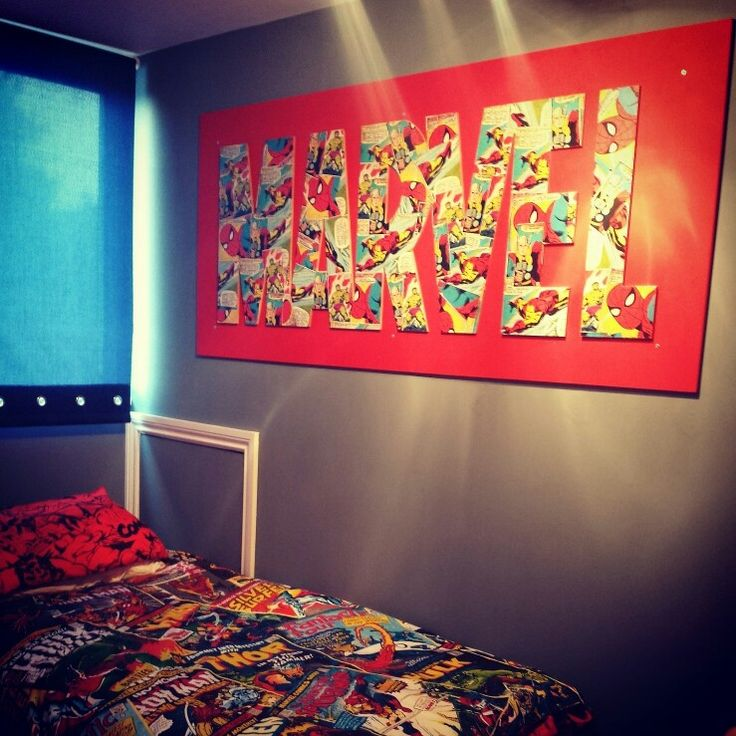 Best 20+ Marvel bedroom ideas on Pinterest