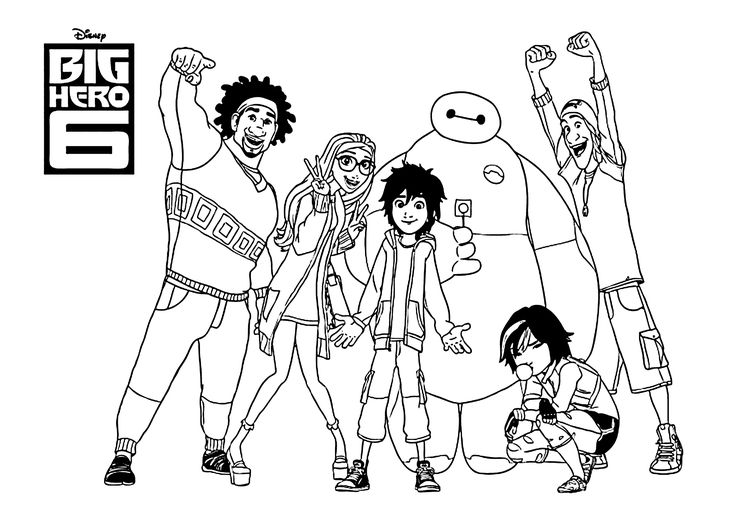 Free Mission Friends Coloring Pages
