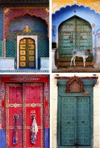 17 Best images about Ethnic Doors on Pinterest | Around ...