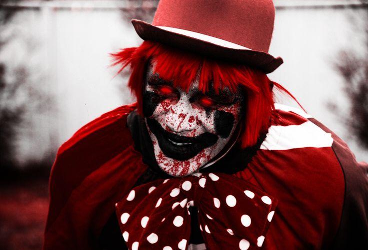 17 Best Images About Clowns Evil