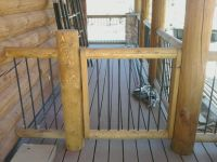 17 Best images about Deck Railings on Pinterest | Rustic ...