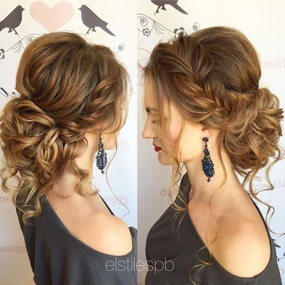 17 Best ideas about Long Hair Updos on Pinterest