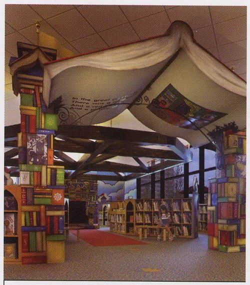 17 Best ideas about School Library Decor on Pinterest