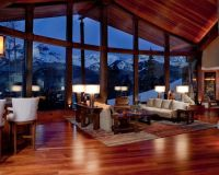 Mountain Cabin Interiors | Joy Studio Design Gallery ...