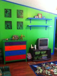 17 Best images about TMNT Room on Pinterest | Home ...