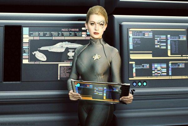 Cosplay Star Trek 7of9  Voyager  7of9  Cosplay