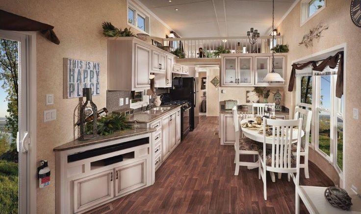 Mobile Kitchen Floor Plans