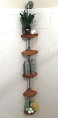 Best 25+ Bathroom Shelves ideas on Pinterest   Half bath ...