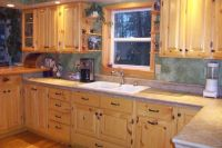 Knotty Pine Kitchen Cabinets | For the Home | Pinterest ...