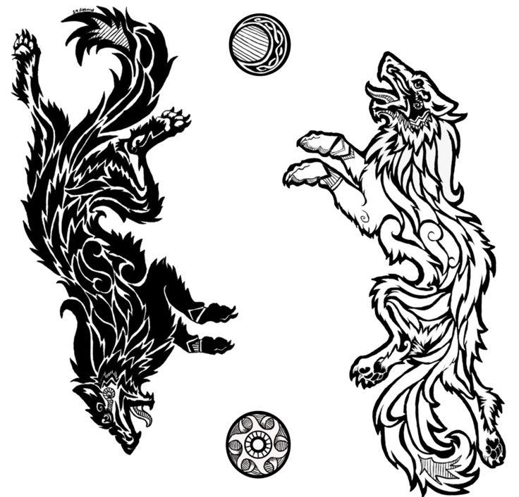 The 25+ best Norse tattoo ideas on Pinterest