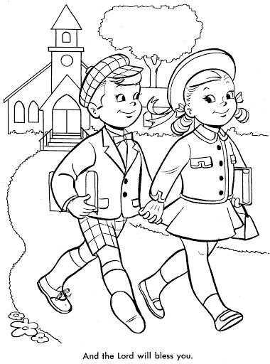 Love Your Neighbor As Yourself Coloring Pages