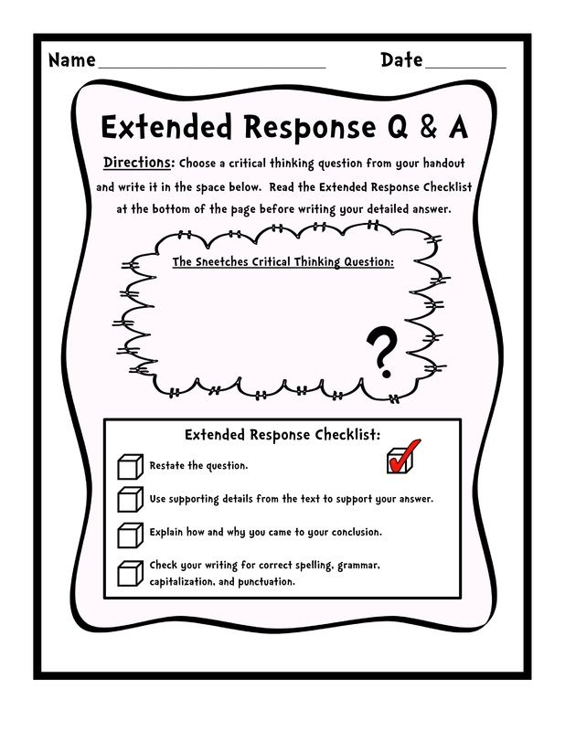 371 best images about Reading Response Ideas on Pinterest