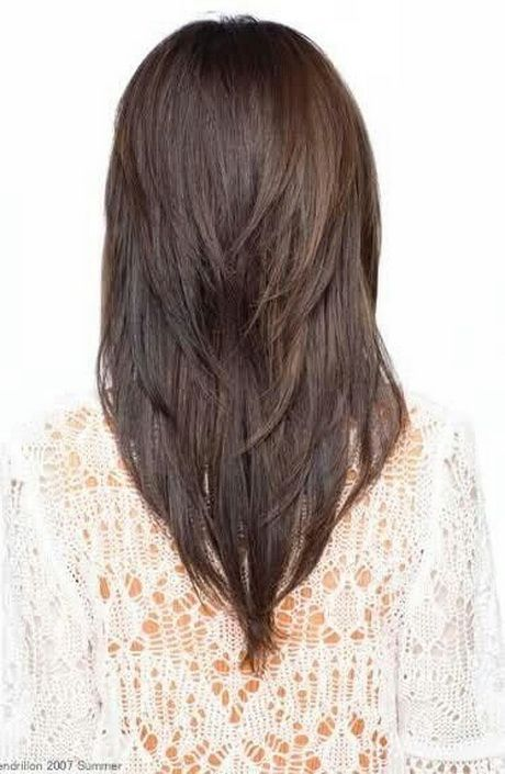 25 Best Ideas About V Layered Haircuts On Pinterest V Layers V