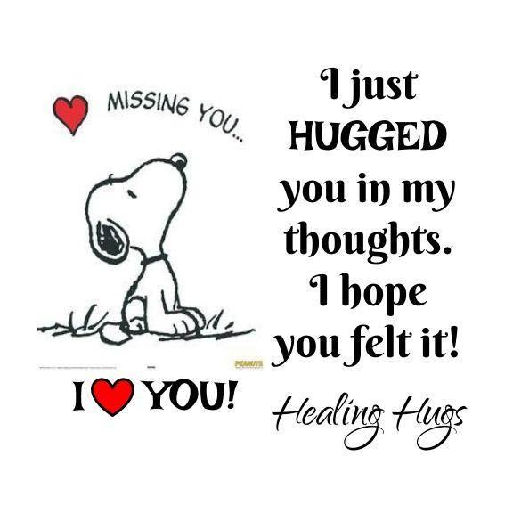 Hugs to my second Mom in Heaven hattie craig, miss you