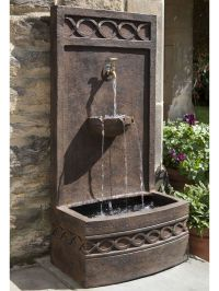 20+ best ideas about Outdoor Wall Fountains on Pinterest ...
