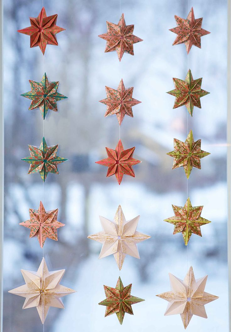 Best 25 Paper stars ideas on Pinterest  Origami stars