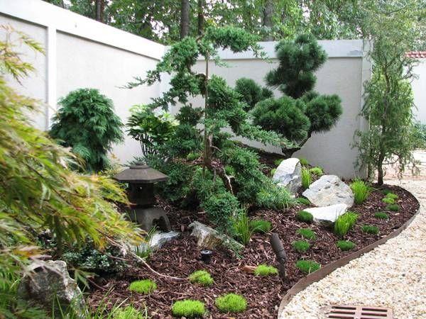 Japanischer Garten Bambus Brunnen Gestalten Natursteine ...