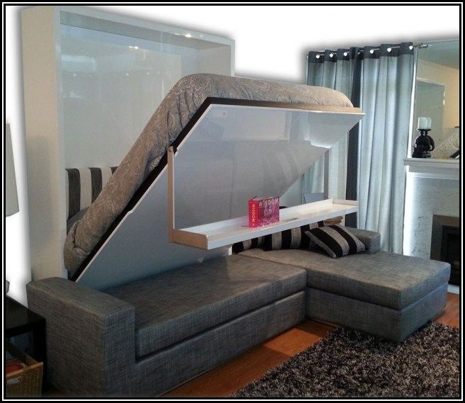 ikea sofa sectional bed sofas fabric contemporary best 25+ murphy beds ideas on pinterest