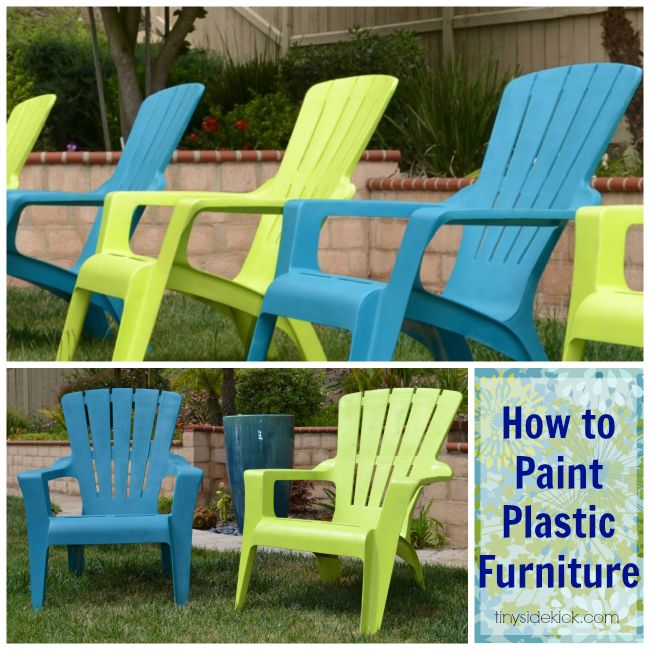 25 Best Ideas About Painted Outdoor Furniture On Pinterest