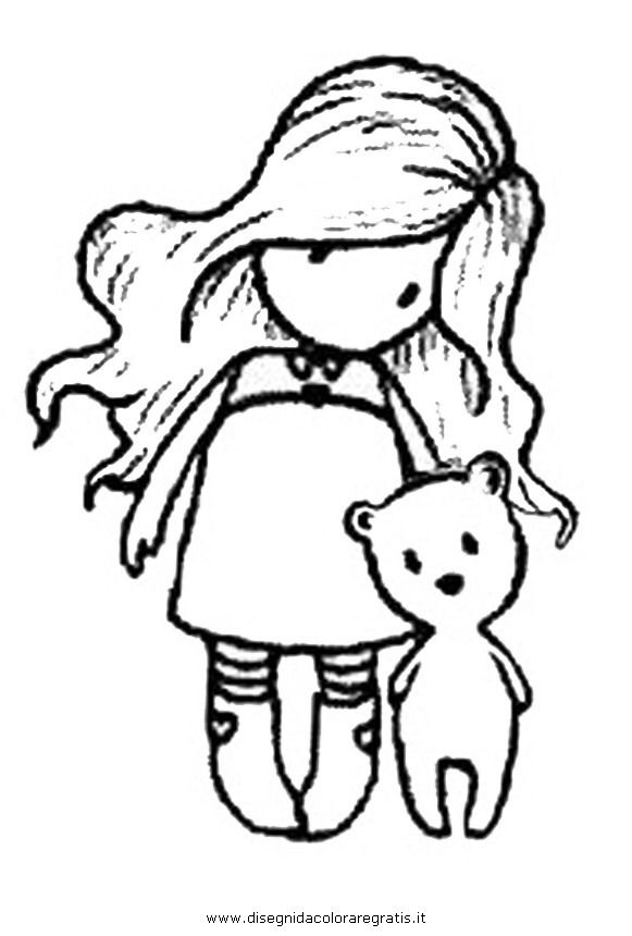 Gorjus Coloring Pages