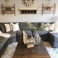 Best 20+ Dark gray sofa ideas on Pinterest   Gray couch ...