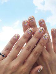 short nail manicure ideas