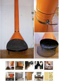 Scavenger: Orange Preway Freestanding Fireplace for $650 ...