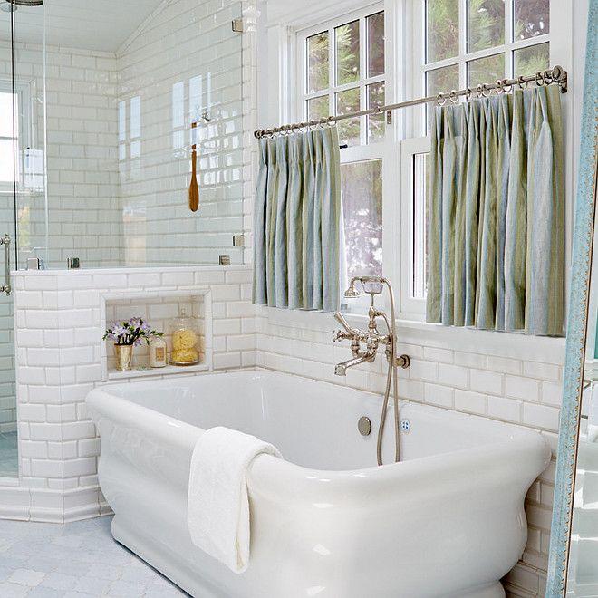 25 Best Ideas About Bathroom Window Treatments On Pinterest