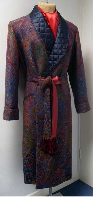 Top robes Blog Mens quilted robes