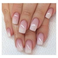 17+ best ideas about French Acrylic Nails on Pinterest ...