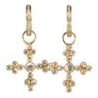 17 Best ideas about Diamond Cross Earrings on Pinterest ...