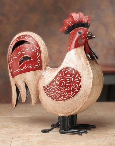 25 best ideas about Rooster decor on Pinterest  Chicken kitchen decor Cabinet top decorating