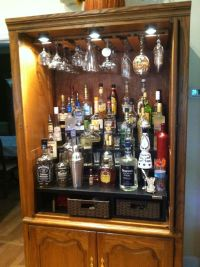 Best 25+ Liquor cabinet ideas on Pinterest | Liquor bar ...