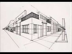 17 Best images about 1 & 2-Point Perspective on Pinterest