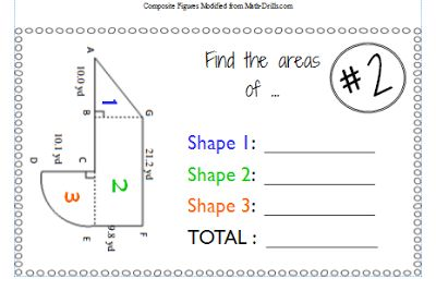 252 best images about Area and Perimeter on Pinterest