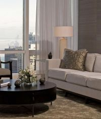 Trump Tower Residence 1 - Living Room | Halvorsen Design ...