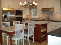 Kitchen Island with Table Attached | kitchen - island ...